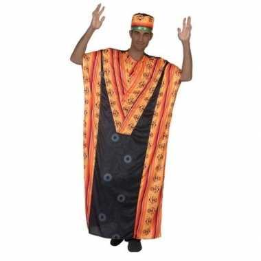 Afrikaanse kaftan verkleedkleren voor heren