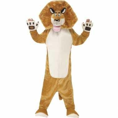Alex de leeuw verkleedkleren voor kinderen