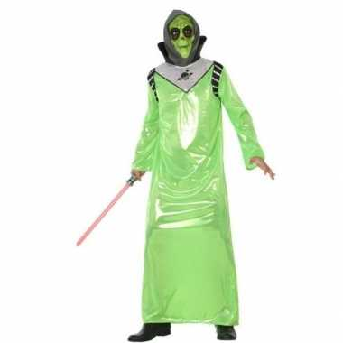 Alien verkleedkleren voor volwassenen