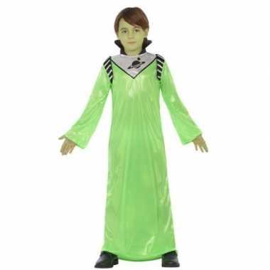Alien zharor verkleedkleren voor jongens