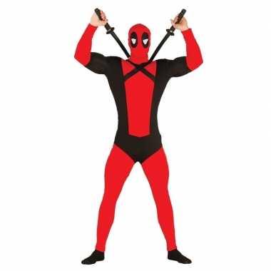 Anti superheld mutant verkleedkleren voor heren
