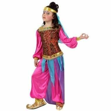 Arabische buikdanseres suheda verkleedkleren voor meisjes