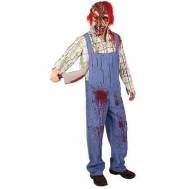 Bebloed zombie verkleedkleren