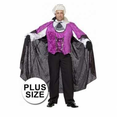 Big size vampieren verkleedkleren
