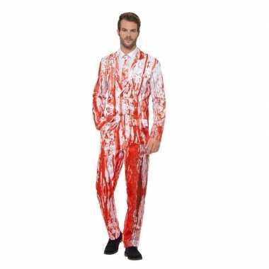 Bloederige smoking verkleedkleren voor heren