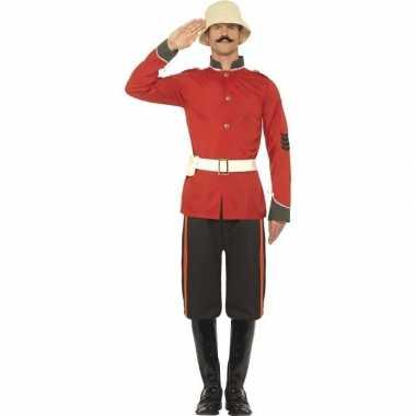 Boerenoorlog soldaat verkleedkleren voor heren