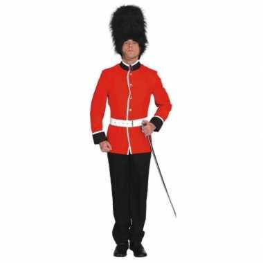 Britse soldaat verkleedkleren