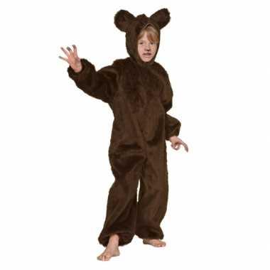 Bruin beren verkleedkleren voor kinderen