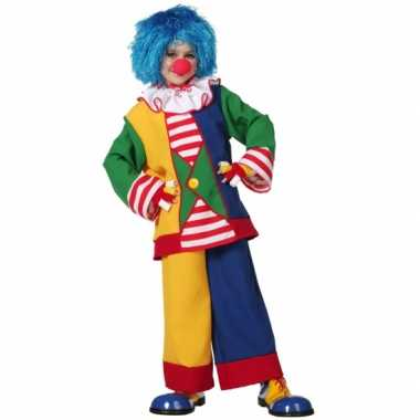 Clown verkleedkleren voor kinderen