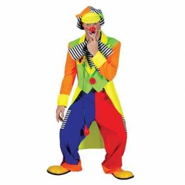 Clown verkleedkleren voor mannen