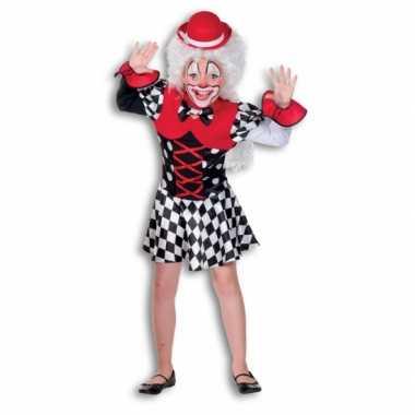 Clown verkleedkleren voor meisjes