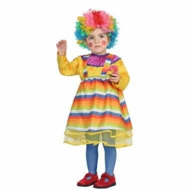 Clowns verkleedkleren peuters