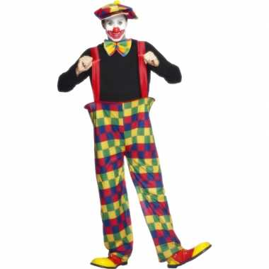Clowns verkleedkleren volwassenen