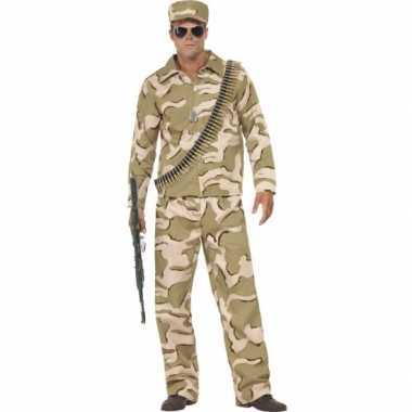 Commando verkleedkleren voor heren