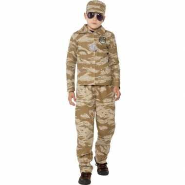 Commando verkleedkleren voor jongens