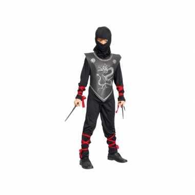 Compeet ninja verkleedkleren voor kinderen
