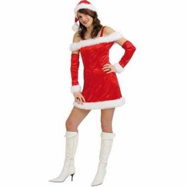 Complete kerst verkleedkleren voor dames