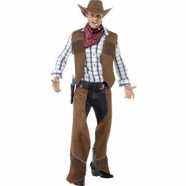 Cowboy verkleedkleren voor heren