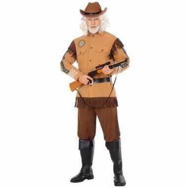 Cowboy/western verkleedkleren wild bill voor heren