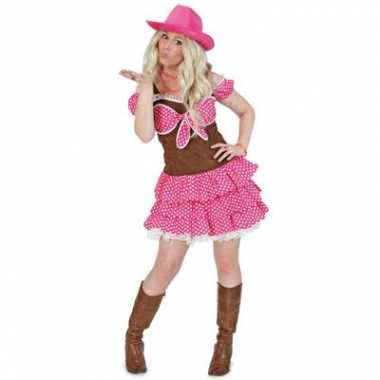 Cowgirl verkleedkleren dolly