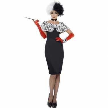 Cruella verkleedkleren voor dames