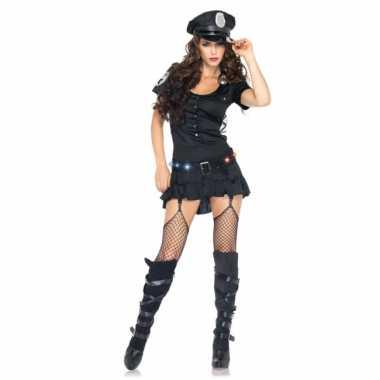 Dames verkleedkleren sexy sergeant