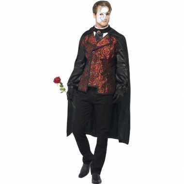 Dark opera verkleedkleren voor heren