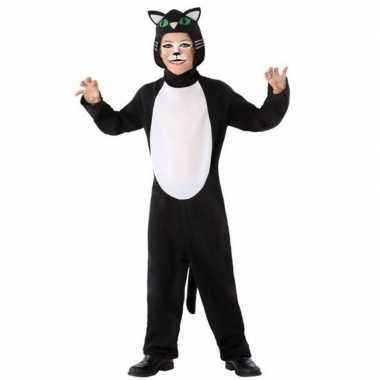 Dierenpak kat/poes verkleedkleren voor kinderen