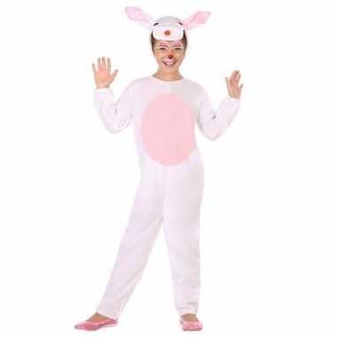 Dierenpak konijn/haas verkleedkleren voor kinderen