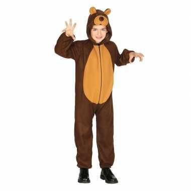 Dierenpak verkleedkleren beer voor kinderen