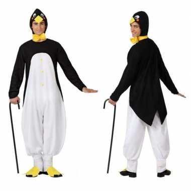 Dierenpak verkleedkleren pinguin voor volwassenen