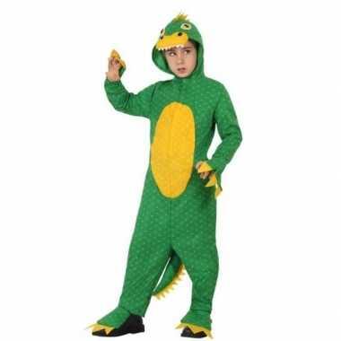 Dinosaurus rex verkleedkleren voor jongens