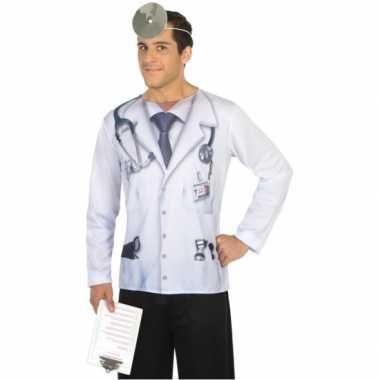 Dokter verkleedkleren voor heren