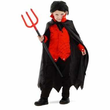 Dracula/vampier verkleedkleren met cape voor kinderen