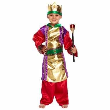 Drie koningen kerst verkleedkleren verkleedkleren voor jongens