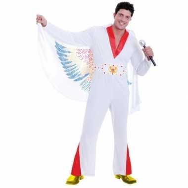 Elvis rockstar verkleedkleren voor heren