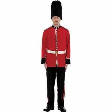 Engels officiers verkleedkleren