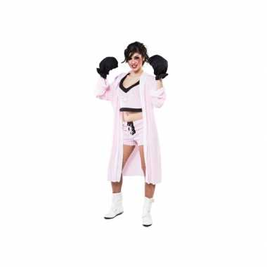 Feest boks verkleedkleren voor dames