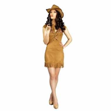 Feest cowboy verkleedverkleedkleren dames