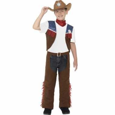 Feest cowboy verkleedverkleedkleren voor jongens