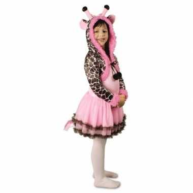 Feest giraffe verkleedverkleedkleren voor meisjes