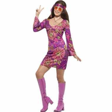 Feest hippie verkleedverkleedkleren voor dames