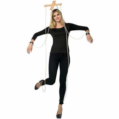 Feest marionette verkleedverkleedkleren kruis