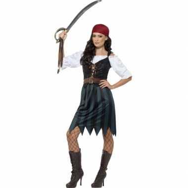 Feest piraat verkleedverkleedkleren voor dames