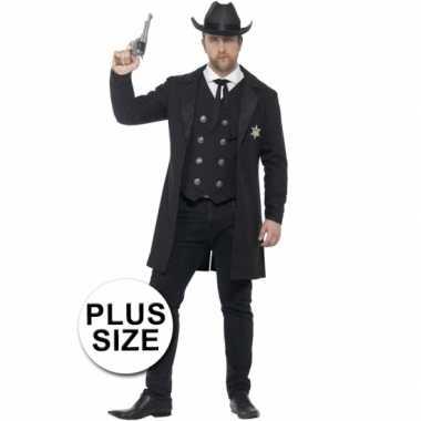 Feest sheriff verkleedverkleedkleren voor heren