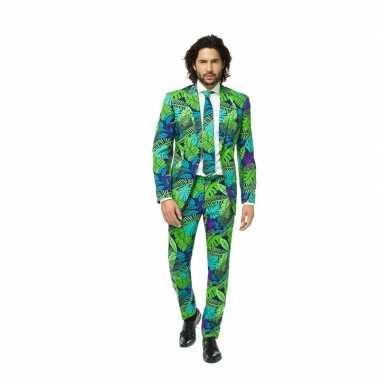 Feest verkleedkleren met jungle print
