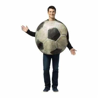 Feest voetbal verkleedverkleedkleren voor volwassenen