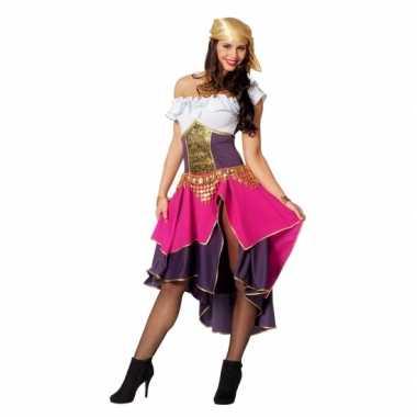 Feest zigeunerin verkleedverkleedkleren voor dames