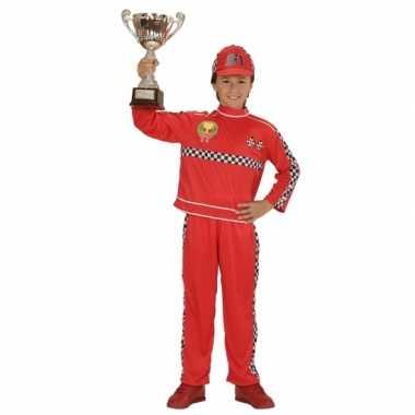Formule 1 coureur verkleedkleren voor kinderen