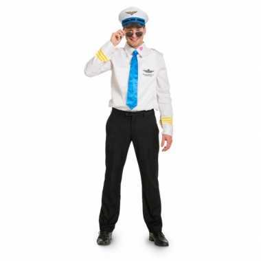 Funny piloot verkleedkleren voor heren